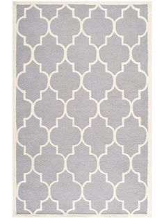 Safavieh CAM134D Cambridge Collection Handmade Wool Area Rug, 5 by 8-Feet, Silver and Ivory Safavieh http://smile.amazon.com/dp/B00CM7KVQC/ref=cm_sw_r_pi_dp_rSP9tb1ABM6MN