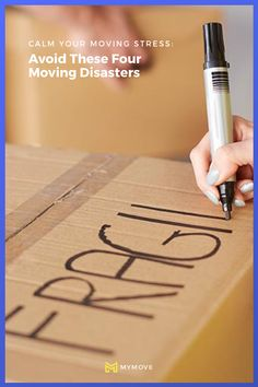 Calm Your Moving Stress: Avoid 4 Moving Disasters No matter how much planning you put into a move, something might still go wrong. Here's how to navigate 4 issues to keep them from becoming even bigger disasters. Moving Costs, Moving Tips, Moving Stress, City Guides, Next At Home, How To Plan, How To Make, Packing, Calm
