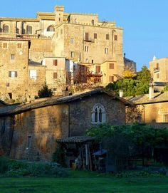 Sutri, Viterbo, Lazio, Italy