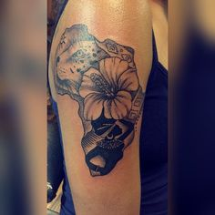 Beguiling African Tattoos For Women African Queen Tattoo Designs For Women Images On Dope Tattoos, Pretty Tattoos, Beautiful Tattoos, Body Art Tattoos, Girl Tattoos, Tatoos, Tribal Tattoos For Women, Black Girls With Tattoos, Back Tattoo Women