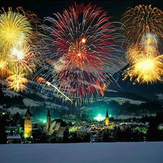 Best Places to Celebrate the New Year: Kitzbühel, Austria