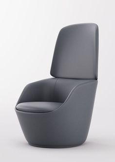 "adayinthelandofnobody: """"Radar"" Easy chair by Claesson Koivisto Rune Follow ""a day in the land of nobody"" on tumblr Pinterest | Society6 | Redbubble | Twitter | Designspiration | MAB """