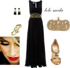 """""""lolo moda"""" by ahlan-belolo ❤ liked on Polyvore"""