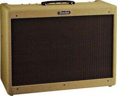 Fender Blues Deluxe Reissue 120 V Tube Amplifier Tweed - 2232200000 - 717669309985 Fender Guitar Amps, Guitar Pickups, Guitar Rig, Guitar Shop, Cool Guitar, Learn Guitar Online, Tweed, Valve Amplifier, Classic Blues