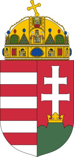Coat of arms of Hungary.svg