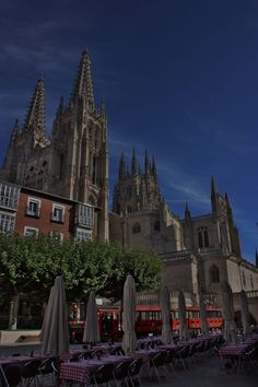 It is the largest cathedral in Spain.