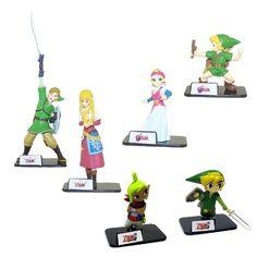 Legend of Zelda Skyward Sword Exclusive Figure Set of 6 Legend of Zelda http://smile.amazon.com/dp/B00CBNKNEM/ref=cm_sw_r_pi_dp_cwiJub0XWMD2J