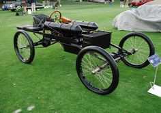 1903 Oldsmobile Pirate Race Car