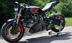 Cafe Racer Design — Cafe Racer Design Source Honda CBX 1000...