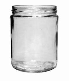 16 oz Straight-Sided Jars 82 Lug
