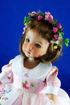"For Effner Little Darling Kish 14 inch ""Grandma's Hanky Box"" 8 OOK Cm | eBay  Sold 3/2/13 for $75.99."