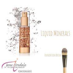 liquid mineralmake up by #janeiredale #janeiredalegreece