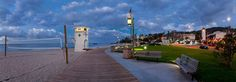 Laguna Beach Boardwalk - http://www.greatbigphotos.com/products/beaches/laguna-beach-boardwalk/