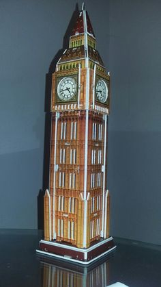 Big Ben Model