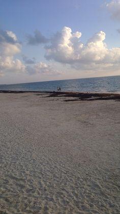 Riviera Maya beach - Puerto Morelos