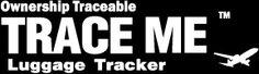 Trace Me Luggage Tracker Logo