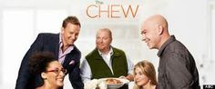 I'll be chillin' onThe Chew today!  WeHeartBurgers!