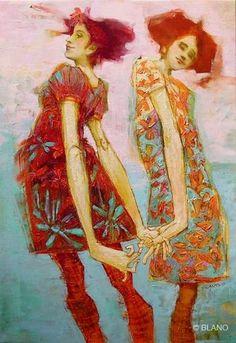 O Tapete Vermelho da Imagem: Images' Red Carpet: As melhores amigas / Best friends