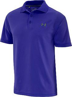 UNDER ARMOUR Men's Performance 2.0 Short-Sleeve Golf Polo - SportsAuthority.com