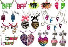 Justice Girls Best Friends BFF