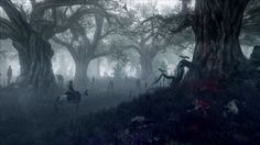 witcher 3 concept art - Google Search