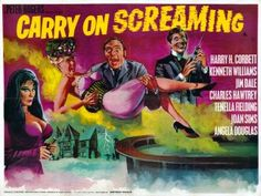 I love Carry On films but this is my favourite  http://www.britposters.com