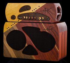 Ark Model A guitar amp.