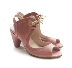 New Pink Raspberry Molly Shoes  Handmade Leather by LieblingShoes, ₪790.00