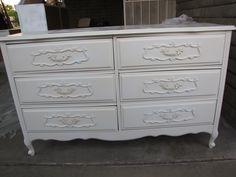 After - French Provincial Dresser SOLD