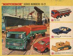 1968-xx-xx Matchbox Collector's Catalogue P004 | by Wishbook