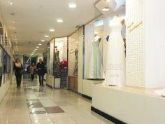 Tuset Novias en las Galerías David de #Barcelona