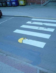 ウィークポイントこそアートへのヒント!? 街中に潜むステキなストリートアートあれこれ – Pouch[ポーチ]