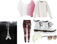 """""""croped"""" by danianggraeni on Polyvore"""