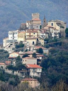 Home Away From Home...Belmonte Castello