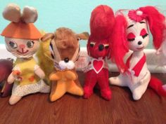 Vintage Dream Pets Treasure Pets and More Lot of 10 | eBay