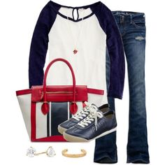 love this!   casual, created by shopwithm on Polyvore