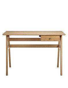 Ercol Burnham Desk   M&S £599.00