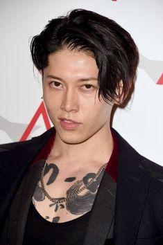 Miyavi (know he's not korean but damn!)