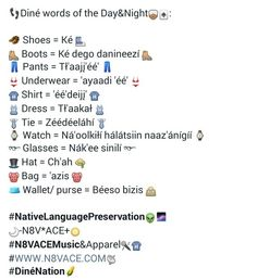 Native American Prayers, Native American Regalia, Native American Symbols, Navajo Words, Navajo Language, Navajo Culture, Indian Symbols, Toddler Learning, Word Of The Day