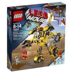Đồ chơi Lego Movie 70814 - Công Trường Tác chiến của Emmet