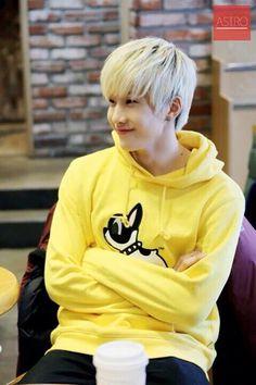 [23.12.15] Astro official Fancafe - JinJin