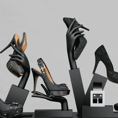Mannequin Hands are cgreat for displaying all kinds of accessories and shoes