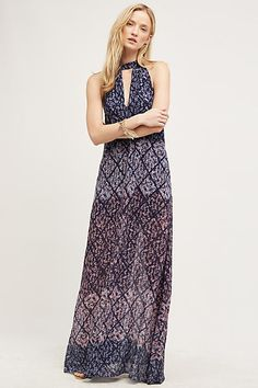 Trellis Maxi Dress - anthropologie.com