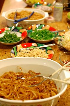 Family Ever After....: 3 Authentic Thai Recipes
