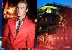"Jake Cassar in ""Miami Nights"" by Jake Senfeld for Male Model Scene - February 2014. Read his interview to Male Model Scene on http://www.malemodelscene.net/agencies/wilhelmina-models/jake-cassar-jake-senfeld-male-model-scene/"