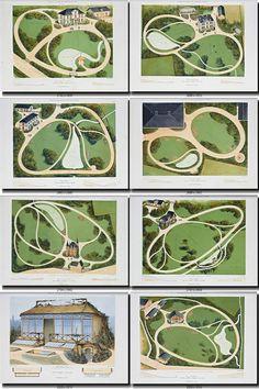 Landscape And Urbanism, Landscape Design Plans, Garden Design Plans, Park Landscape, Landscape Concept, Landscape Architecture Design, Urban Landscape, Masterplan Architecture, Layout