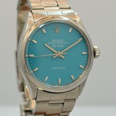 1969 Rolex Air-king Stainless Steel Ref. 5500
