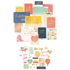 Becky Higgins - Project Life - Value Kit - Lucky Charm at Scrapbook.com