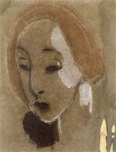 Portrait of a Young Woman - Circa 1930