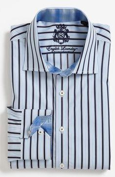 English Laundry Slim Fit Dress Shirt, $66 until Aug 4